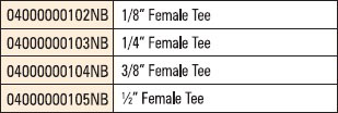 male to female bushes female tee table