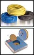 Weld Spatter Resistant Tubing (Blue Only)