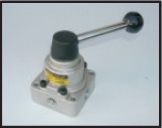 Rotary Hand Lever Valve